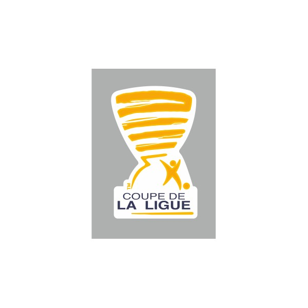 Badge officiel coupe de la ligue