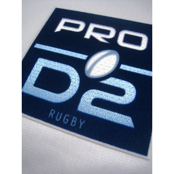 Badge officiel pro D2