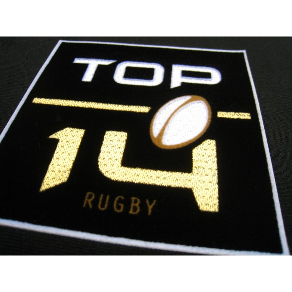 Badge officiel top 14