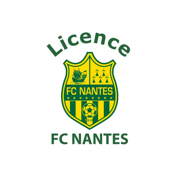 Marquage officiel FC Nantes